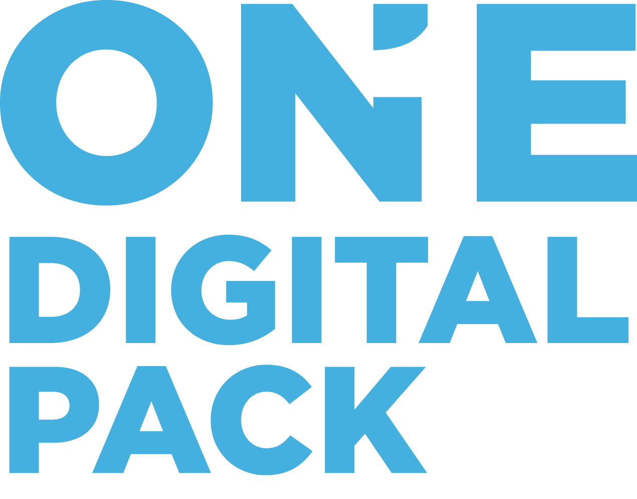 One Digital Pack bilnea