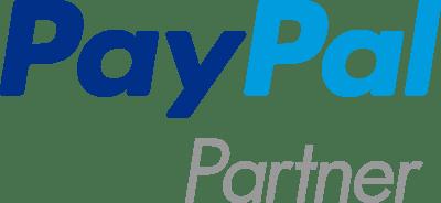 Logo de Paypal Partner
